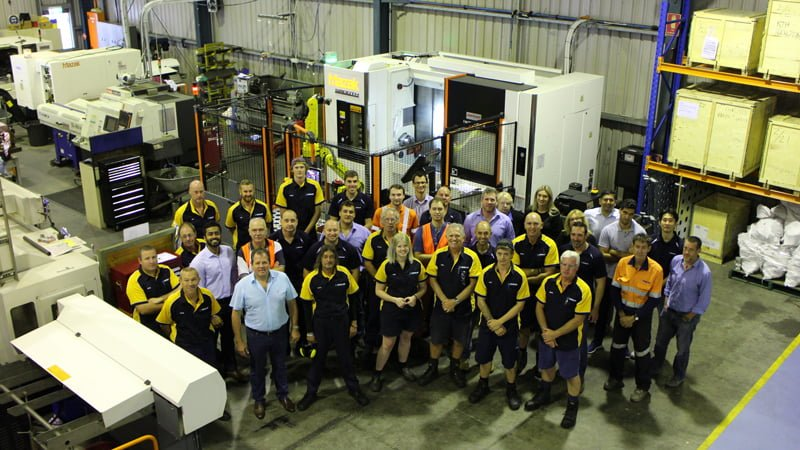 banlaw factory newcastle team manufacturing