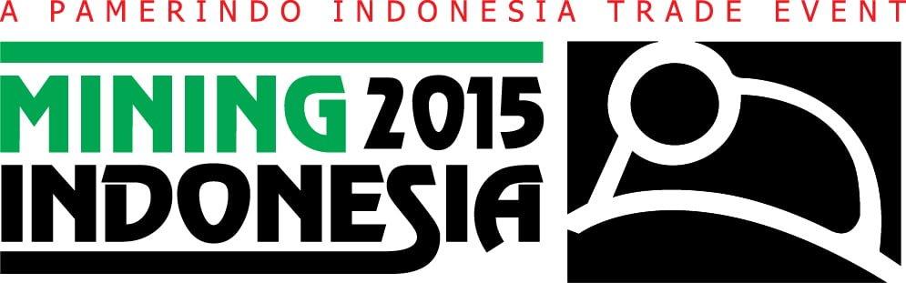 mining 2015 indonesia logo