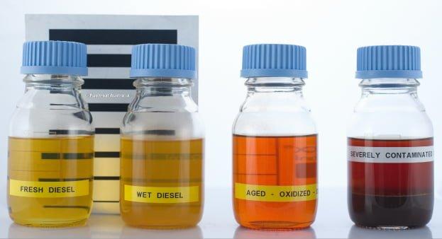 diesel samples