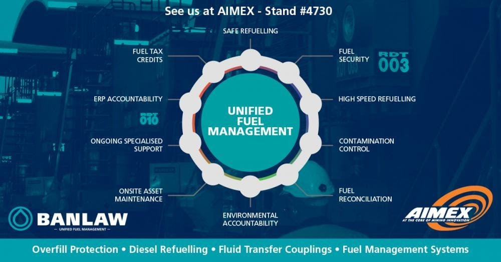 see us at aimex stand #4730 unified fuel management