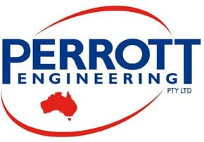 perrott engineering logo