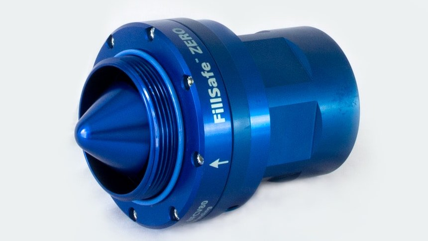 FillSafe Zero - Mechanical Tank Overfill Protection System -