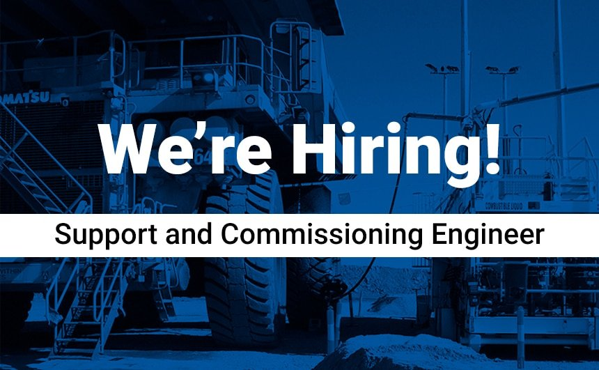 Salt Lake City - Support and Commissioning Engineer - Job Posting -