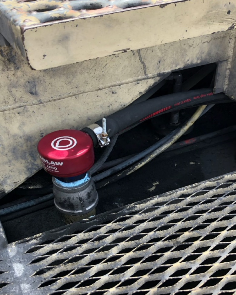 Vented Level Sensor Installation Epiroc PV-271