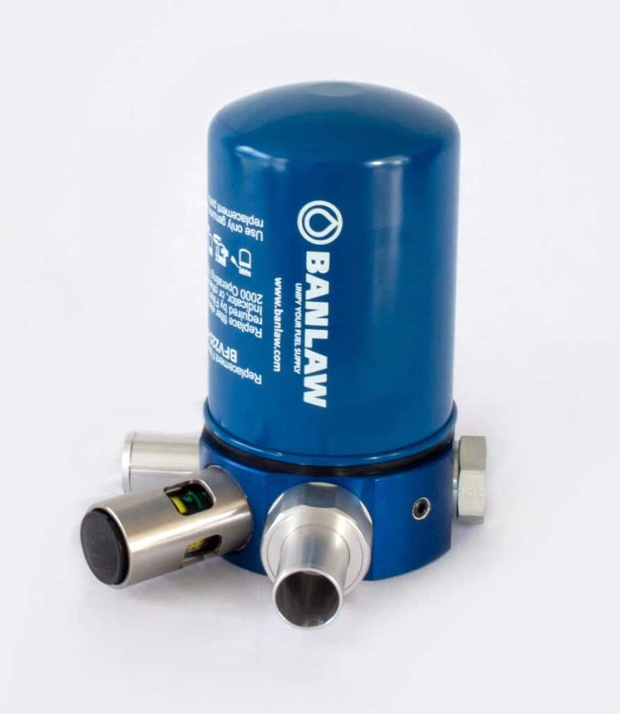 Fuelling issues solved with optimum Nozzle / Receiver / Vent combinations -